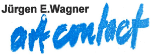 Artcontact Jürgen E. Wagner – Assemblagen und Rahmen-Design